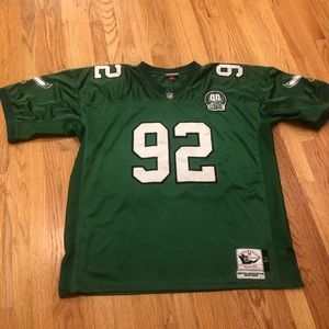 Philadelphia Eagles Reggie White Throwback Jersey